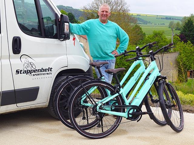 L'Orchidée Sauvage Chambre d'Hôtes e-bike Stappenbelt Specialized