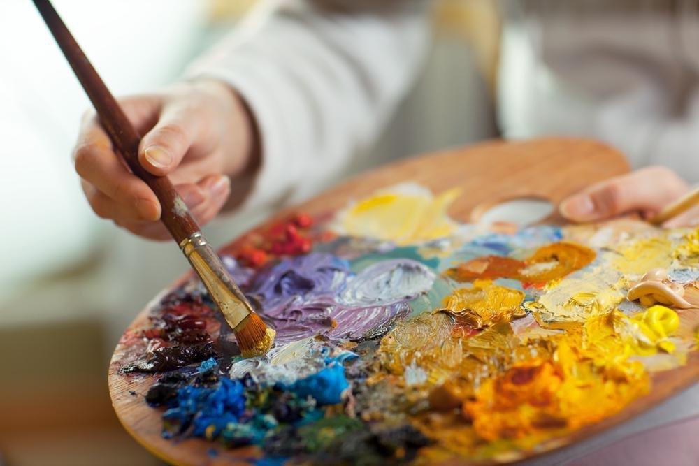 L'Orchidée Sauvage schilderen workshop