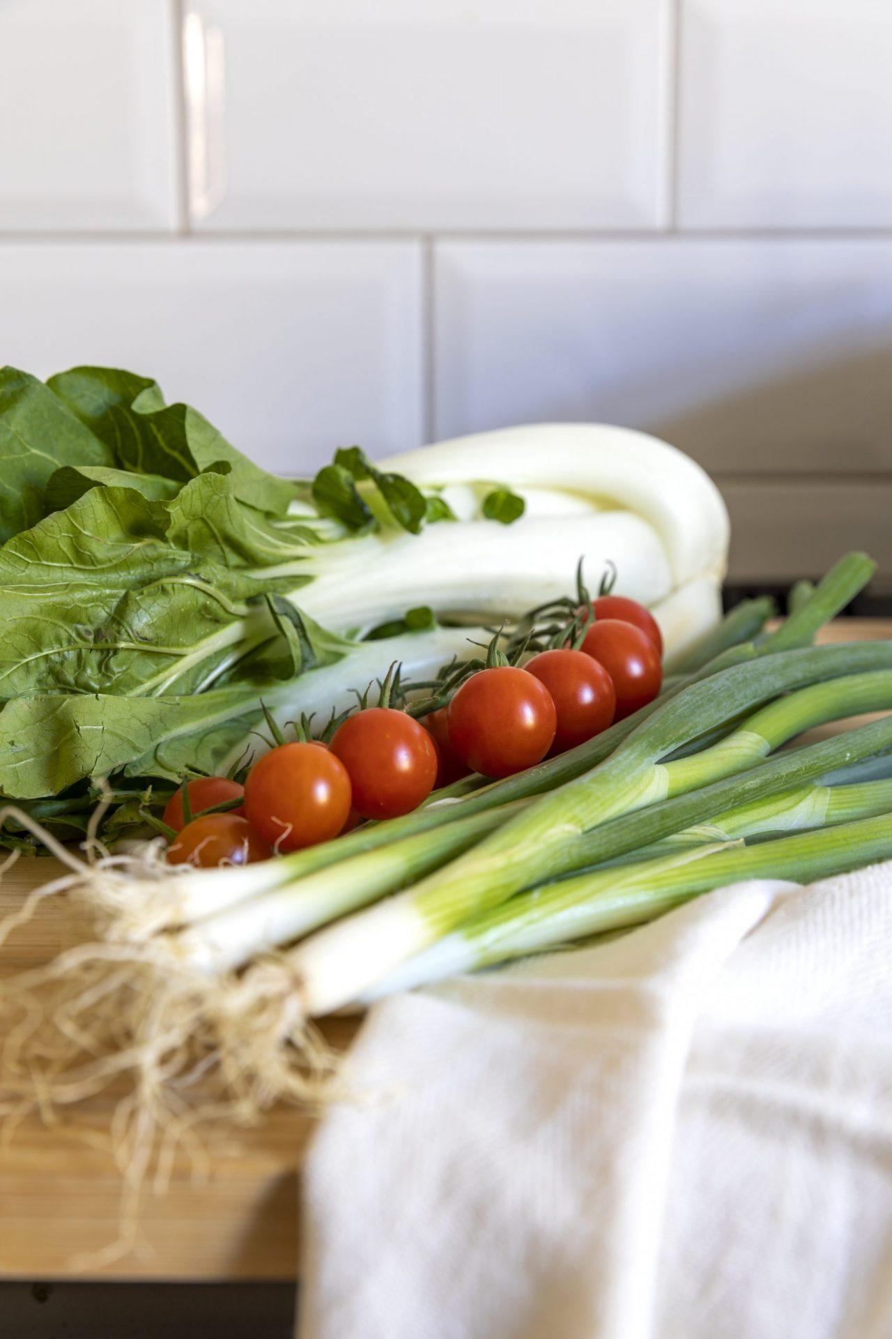 L´Orchidée Sauvage Diner verse groente